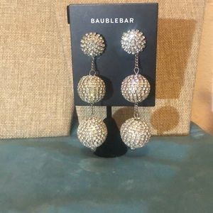 Baublebar Abelia Cubic Zirconia Drop Earrings